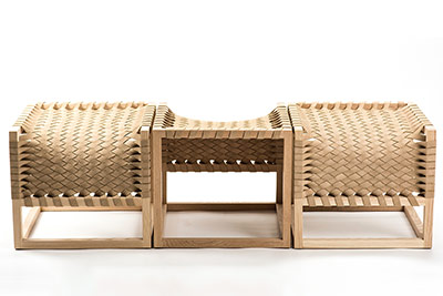 bench by Daniel Matallana