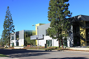transformed research building