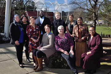 Oregon Black Pioneers board of directors