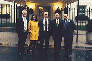 Gathering in Washington