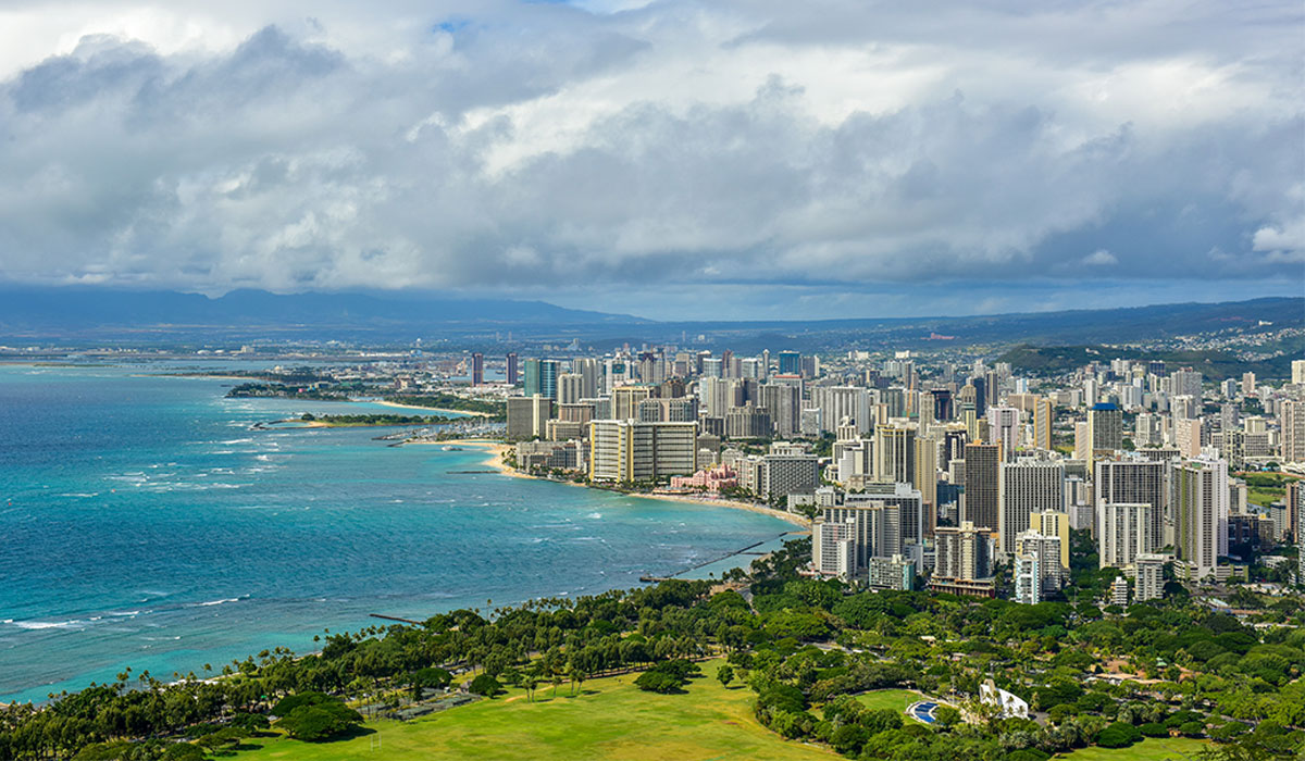 City of Honolulu