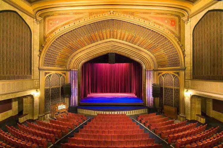 Elsinore Theatre in Salem, Oregon