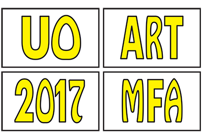 2017 UO MFA Thesis Exhibition Catalog