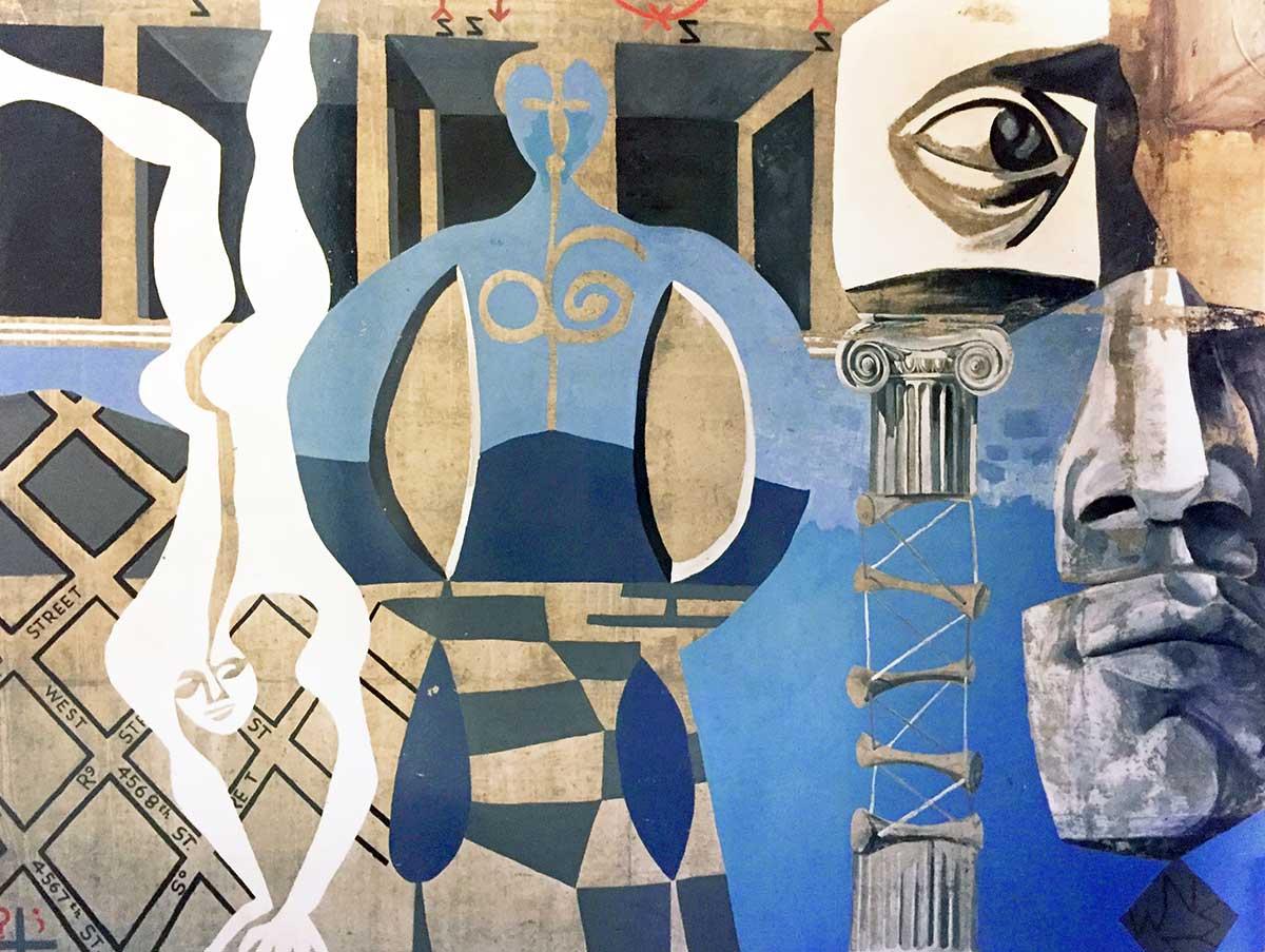 Jack Wilkinson mural Orientations