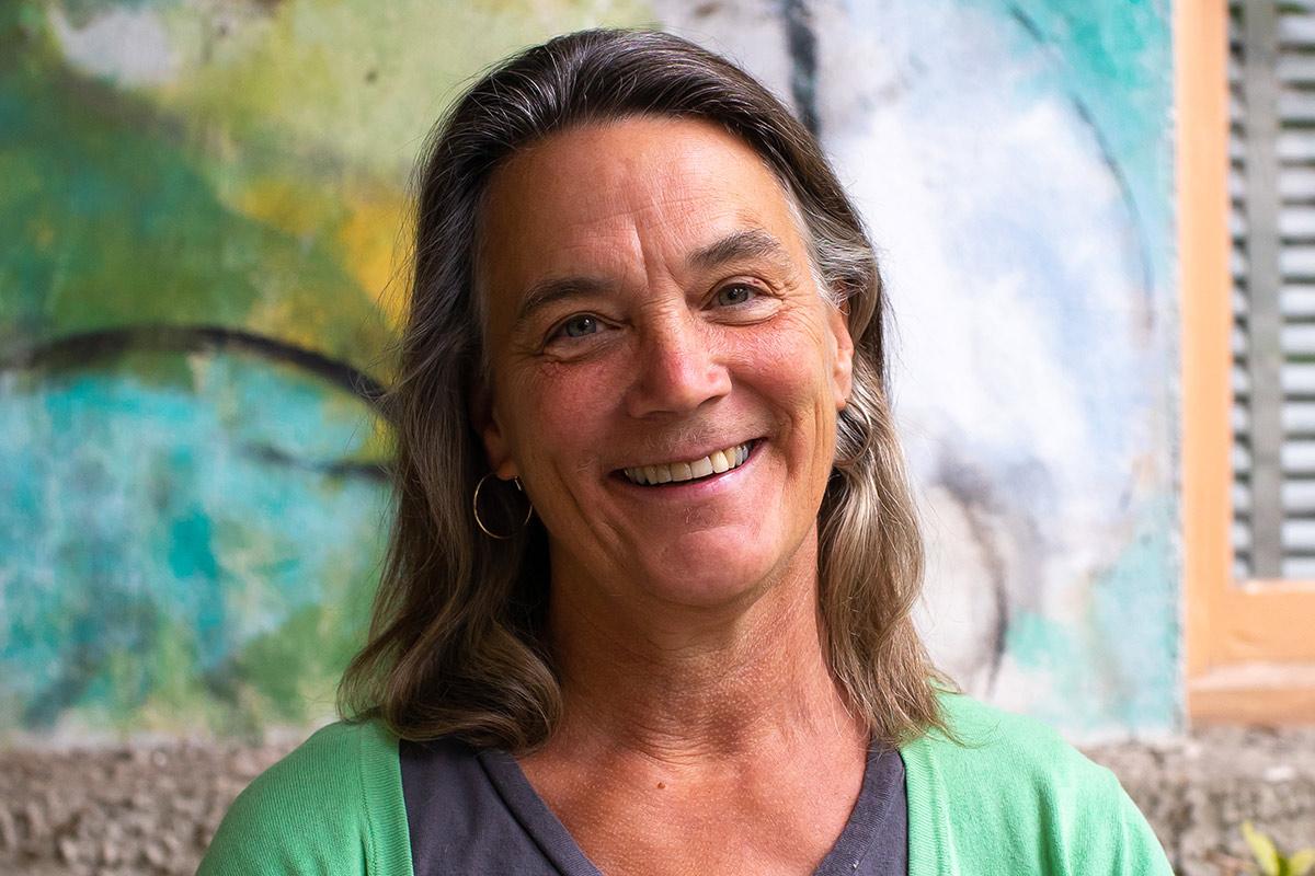 Portrait of Kassia Dellabough