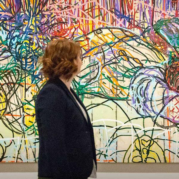 Katelyn Jones looks at artwork