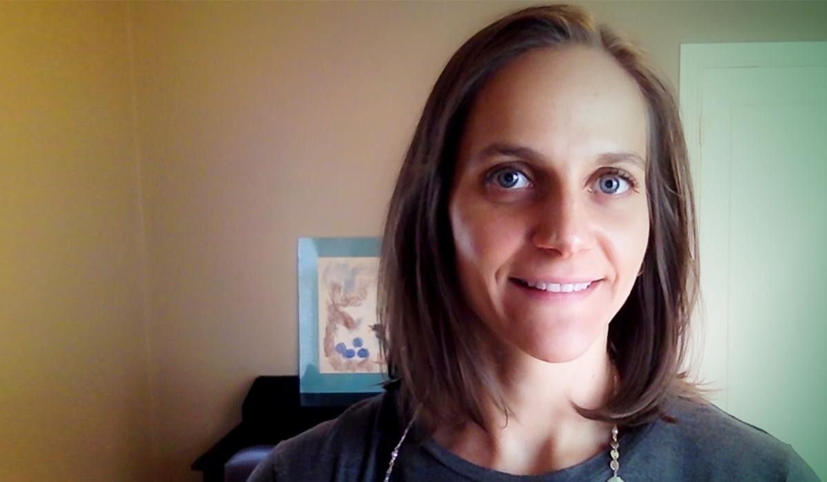 Portrait of Maile Hutterer