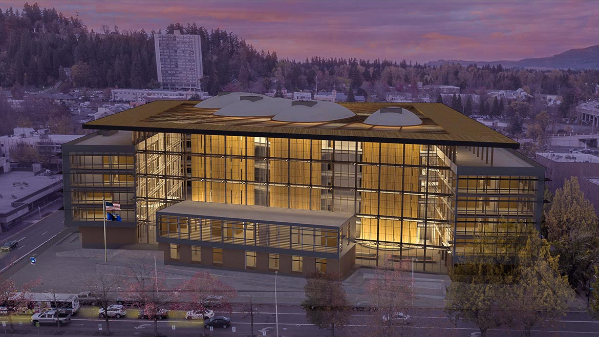 mass timber building design