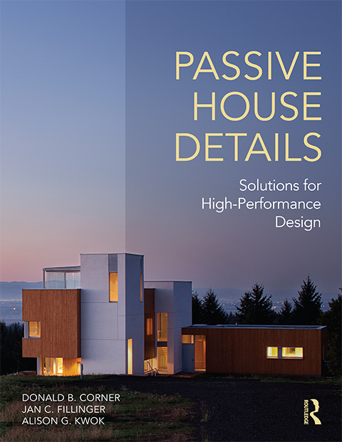 Passive House Details book cover