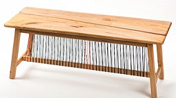 bench by Griffin Gilbert