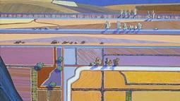 landscape painting by Jon Jay Cruson