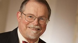 Portrait of Professor Leland Roth