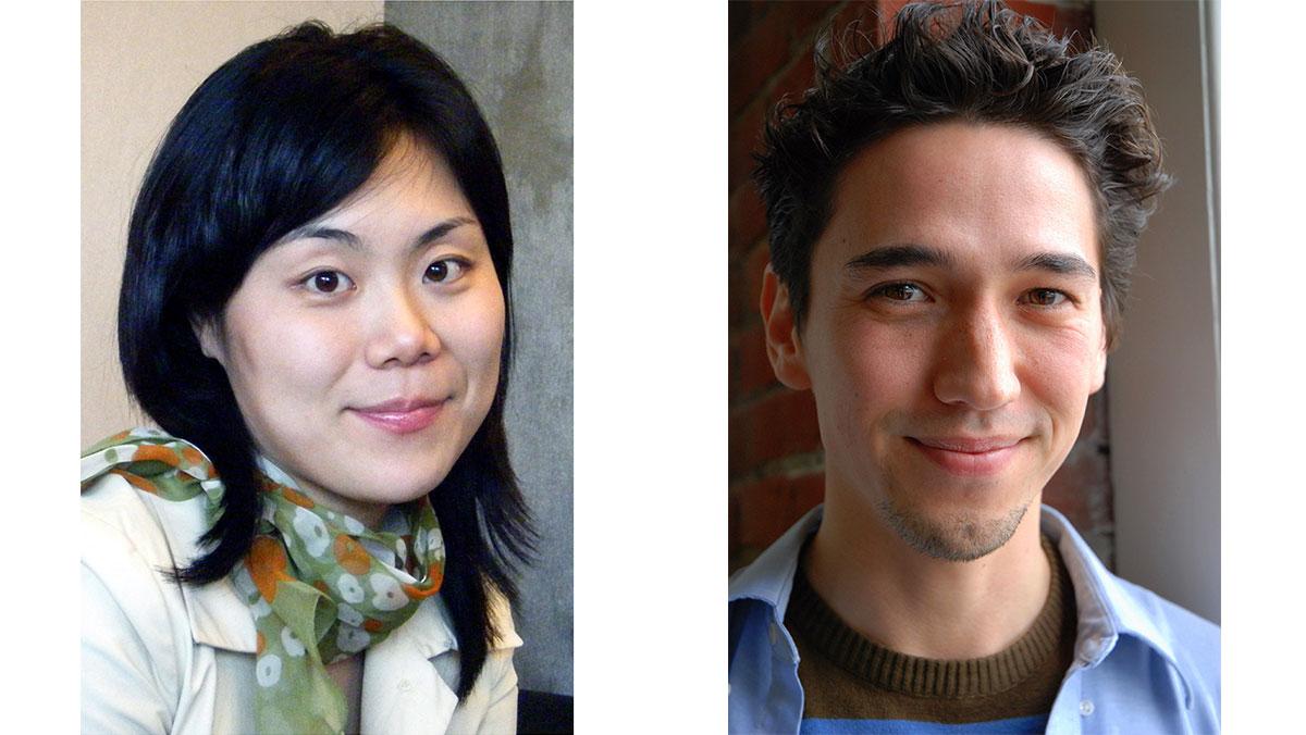 Yekang Ko and John Park